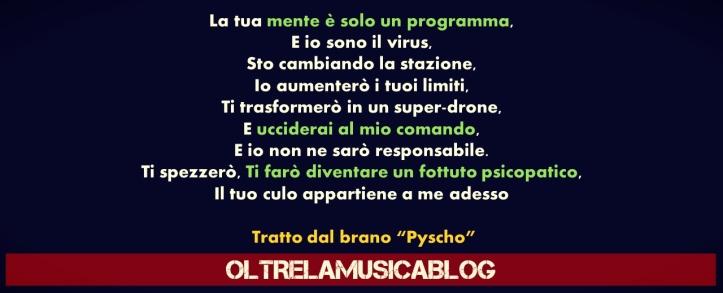 Muse_Psycho_Lyric