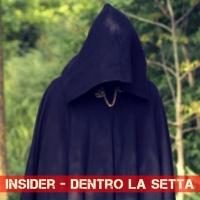 Insider. Il libro shock che svela gli orrori di una setta satanica